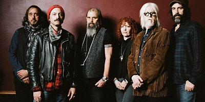 Steve Earle & The Dukes - New Date!