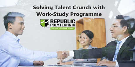 For Singaporean Only - Get Employment via Work-Study Programme tickets