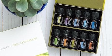 L'utilisation familiale des huiles essentielles doTERRA billets