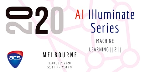 Machine Learning 2, Melbourne tickets