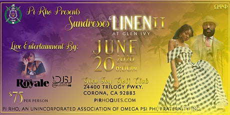 Sundresses and Linen II tickets
