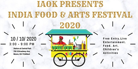 India Food & Arts Festival 2020 tickets