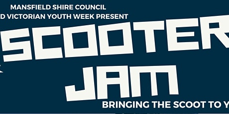 Mansfield Scooter Jam tickets