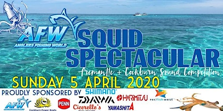 AFW Squid Spectacular Fishing Competition 2020 tickets