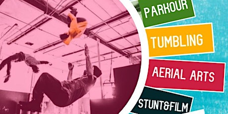 PARKOUR & PERFORMING ARTS CENTER SUMMER CAMP tickets