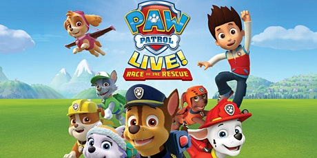 Paw Patrol Night at Lazy Dog Restaurant Downtown Summerlin tickets