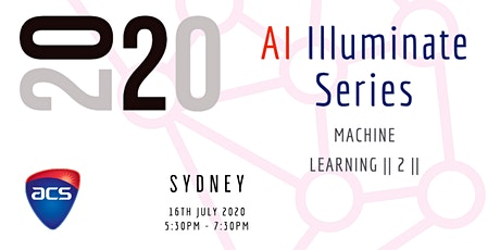 Machine Learning 2, Sydney tickets
