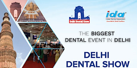 Delhi Dental Show 2021 tickets