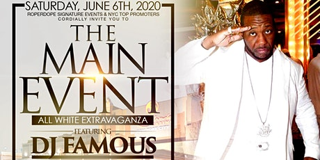 The Main Event Famous 40th Birthday Extravaganza tickets