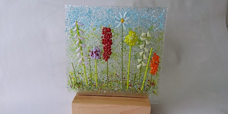 Fused Glass Picture tickets