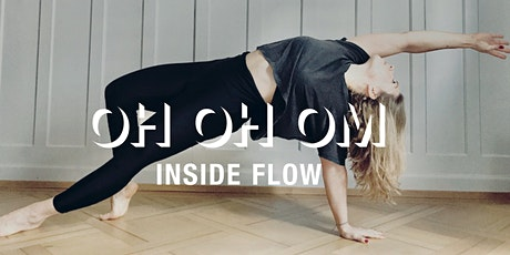INSIDE FLOW YOGA -  on the rugs series Tickets
