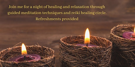 Fit 4 The Soul's Monthly Reiki Circle tickets