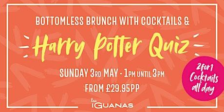 Harry Potter Bottomless Brunch & Quiz tickets