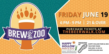 Brew at the Zoo 2020 tickets