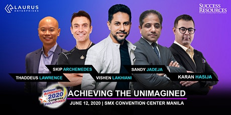 National Achievers Congress PHILIPPINES 2020 tickets
