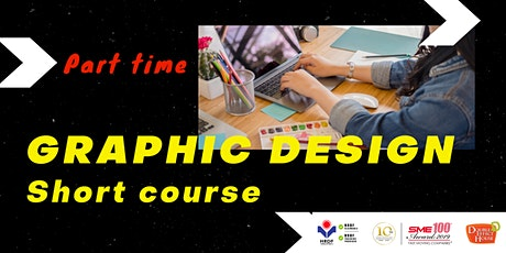 Graphic Design Part Time Course (May'2020) tickets