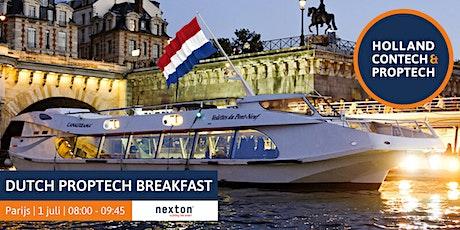 Dutch PropTech Breakfast powered by Nexton tickets