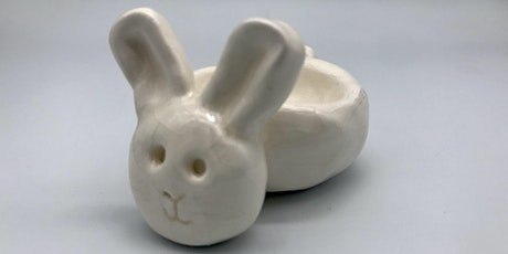 Children's Easter Pottery Workshop - Egg Cups tickets