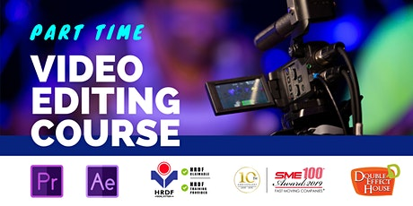 Video Editing Part Time Course (May'2020) tickets