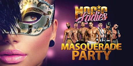Magic Men Melbourne - Masquerade Party tickets