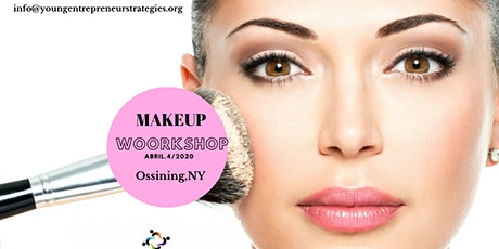 Copy of Copy of Makeup Workshop tickets