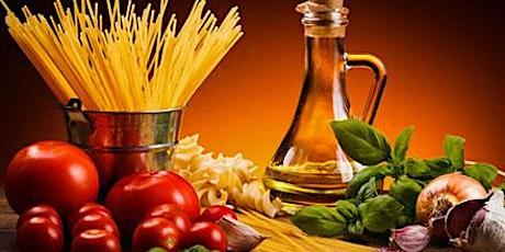 Vegane Aromaküche mit Manuela - Italienische Glutenfreie Gerichte  Tickets