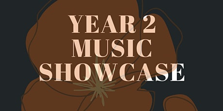 MK College 2nd Year Music Showcase tickets