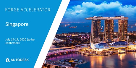 Autodesk Forge Workshop and Accelerator - Singapore, (July 14-17, 2020 to be confirmed) tickets