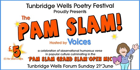 The Pam Slam! tickets