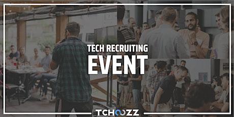 Tchoozz Brussels | Tech Dating (Talents) tickets