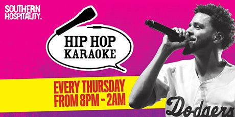 Hip Hop Karaoke @ Queen Of Hoxton tickets