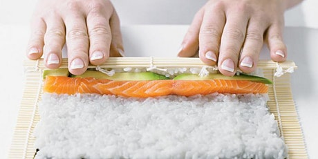 The Art of Making Sushi tickets