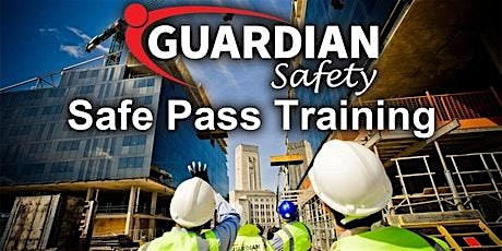 Safe Pass Training Dublin Friday April 24th tickets