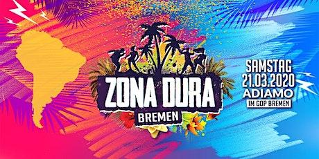 ZONA DURA Bremen • SA 08.08.20 • Adiamo - im GOP Bremen Tickets