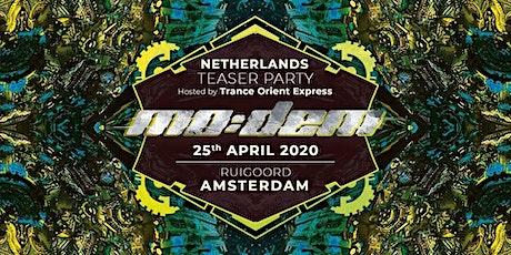 Trance Oriënt Express invites MoDem Festival tickets