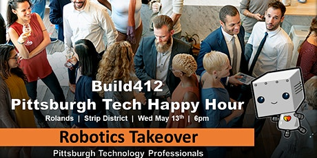 Pittsburgh Tech Happy Hour - May tickets