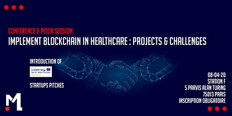 Blockstart: Blockchain-based applications for SMEs competitiveness. tickets