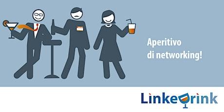 LinkeDrink | Aperitivo di networking biglietti
