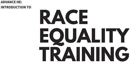 Introduction to Race Equality, May 13th Training tickets