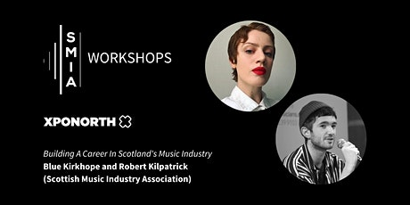 SMIA Workshops: Building A Career In Scotland's Music Industry tickets