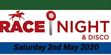 Unison Race Night & Disco tickets