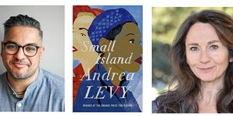 Stroud Library - Small Island Open Book Club tickets