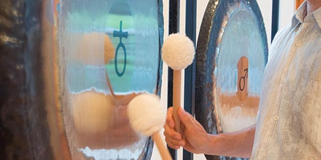 Gong Training with Gong master Slawomir Sówka (Basic) tickets