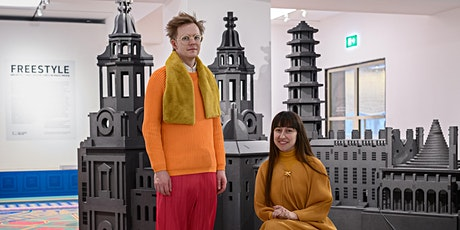 Designer tour of FREESTYLE exhibition - 5 May 2020 tickets