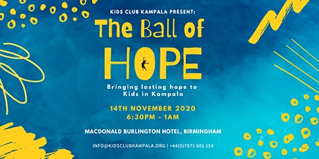 The Ball of Hope tickets