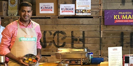 Pop-Up Curry Night with Praveen Kumar tickets