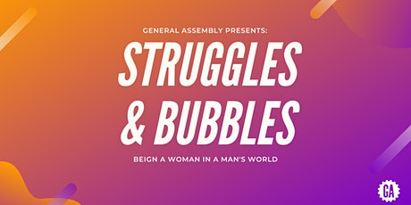 Being A Woman in A Man's World tickets