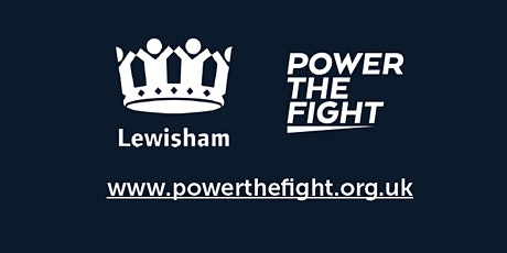Responding to Serious Youth Violence in Lewisham tickets