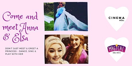 Magical Dance Party with Anna & Elsa! tickets