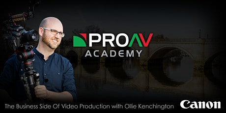The Business Side of Video Production with Ollie Kenchington tickets